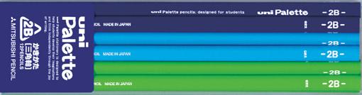 かきかた鉛筆 かきかた PLT 青