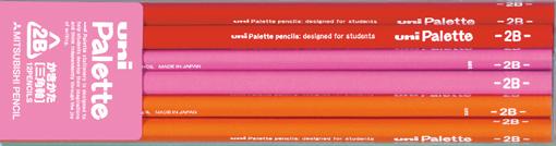 かきかた鉛筆 かきかた PLT ピンク