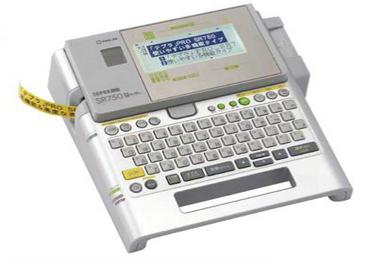 TEPRA SR750