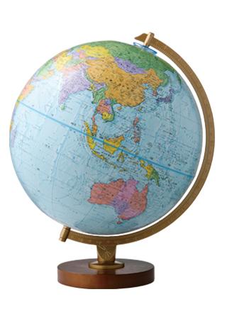 エンデバー型地球儀