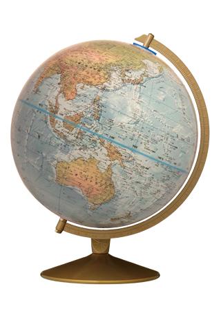 マリナー型地球儀